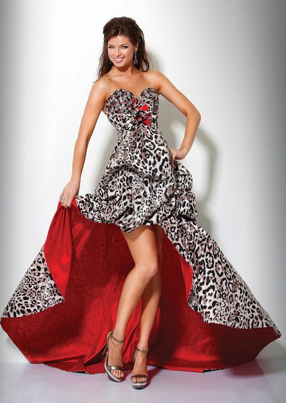 Купить в магазине платье вечернее короткое